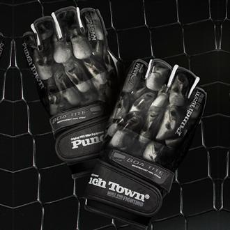 PunchTown KARPAL eX TAT2 mk II Souls Pro MMA Gloves